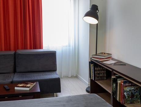 Junior suites 1-7 personen apartamentos serrano recoletos madrid